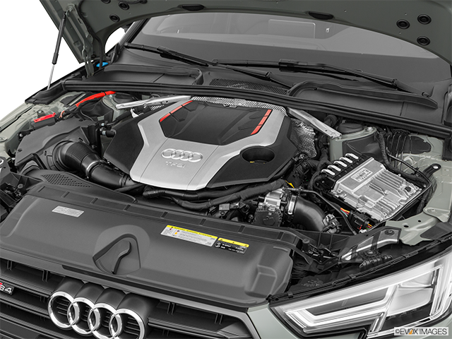 2019 Audi S4 Engine