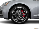 2019 Audi S5 Front Drivers side wheel at profile