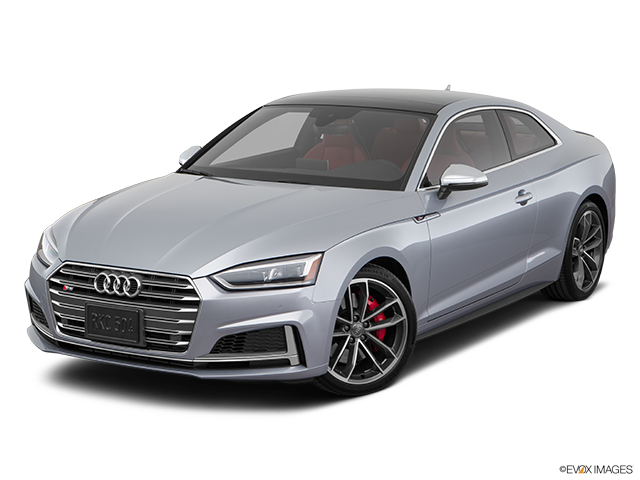2019 Audi S5 Front angle view