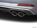 2019 Audi S5 Chrome tip exhaust pipe