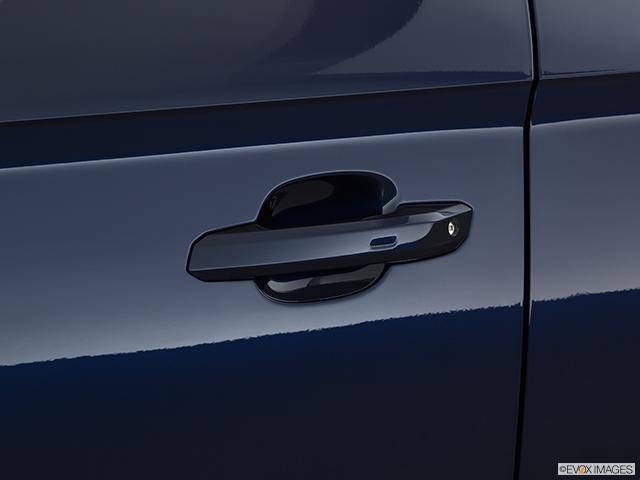 2019 Audi SQ5 Drivers Side Door handle