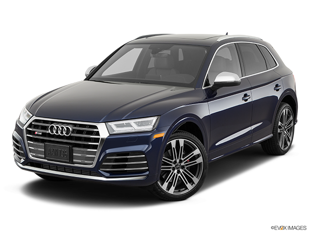 2019 Audi SQ5 Front angle view