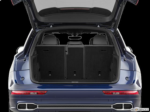 2019 Audi SQ5 Trunk open