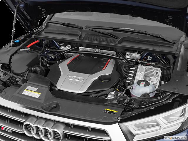 2019 Audi SQ5 Engine