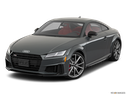 2019 Audi TTS Front angle view