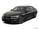 2019 BMW 7 Series Front angle view