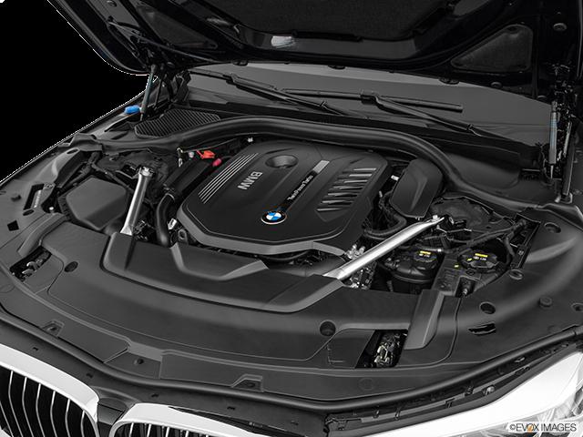 2019 BMW 7 Series Engine