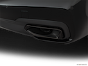 2019 BMW 7 Series Chrome tip exhaust pipe