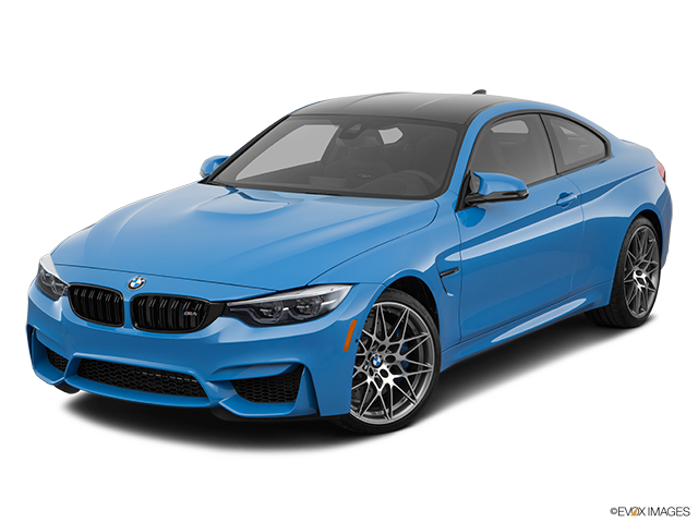 2019 BMW M4 Front angle view