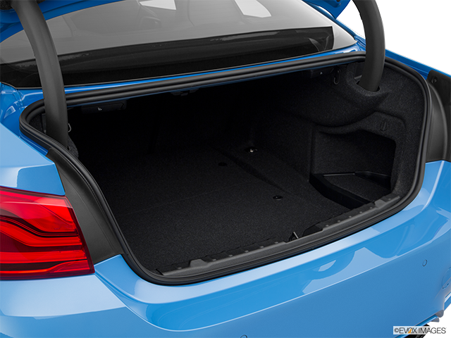 2019 BMW M4 Trunk open