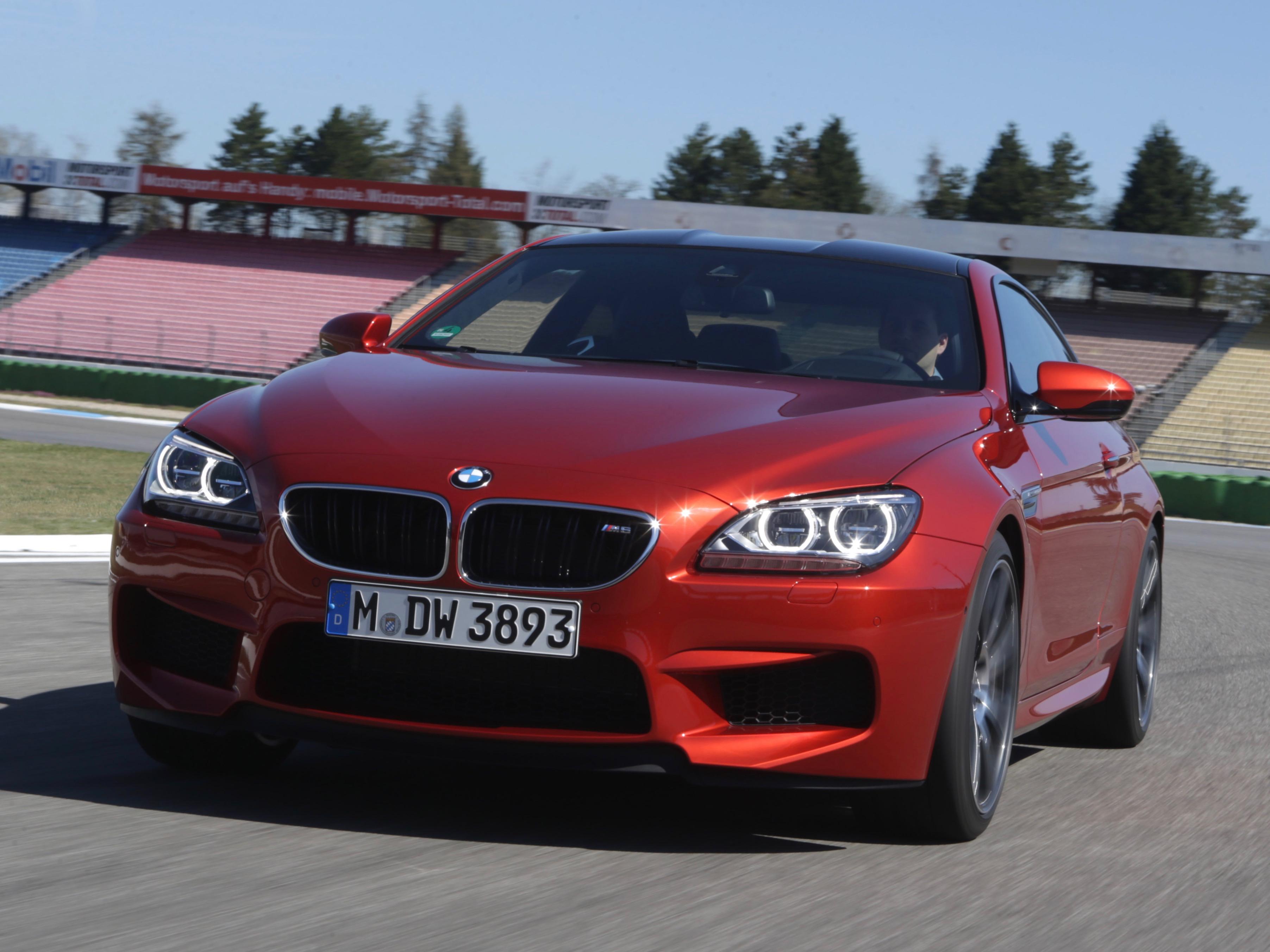 BMW M6 Reviews