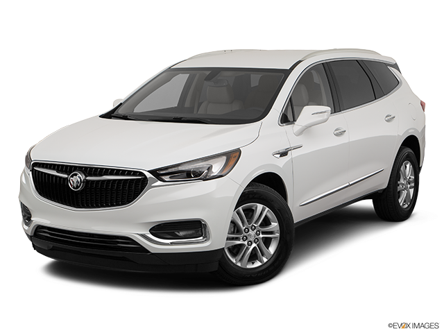 2019 Buick Enclave Front angle view