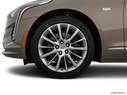 2019 Cadillac CT6 Front Drivers side wheel at profile