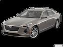 2019 Cadillac CT6 Front angle view