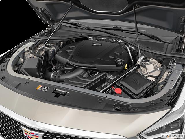 2019 Cadillac CT6 Engine