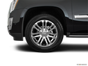 2019 Cadillac Escalade Front Drivers side wheel at profile