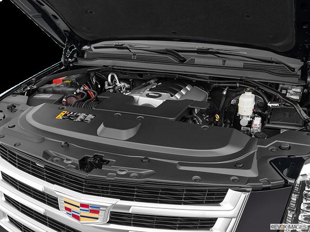 2019 Cadillac Escalade Engine