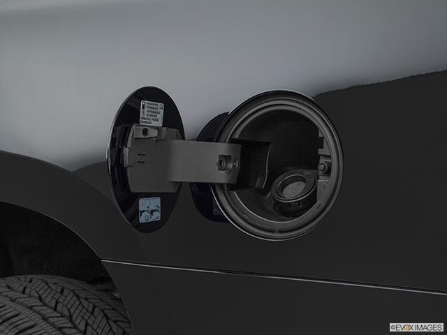 2019 Cadillac Escalade Gas cap open