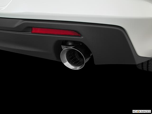 2019 Chevrolet Camaro Chrome tip exhaust pipe