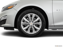 2019 Chevrolet Malibu Front Drivers side wheel at profile