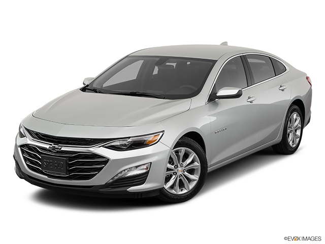 2019 Chevrolet Malibu Front angle view