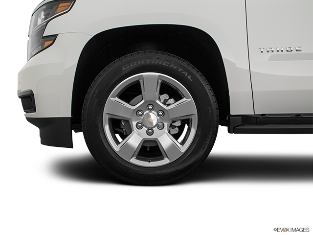2019 Chevrolet Tahoe Front Drivers side wheel at profile