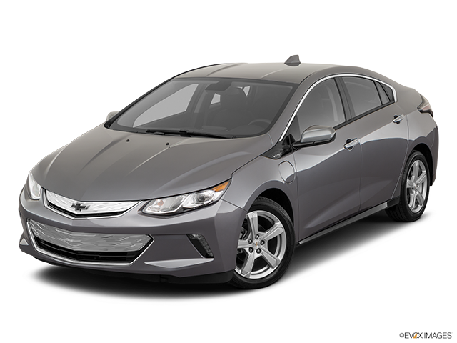 2019 Chevrolet Volt Front angle view