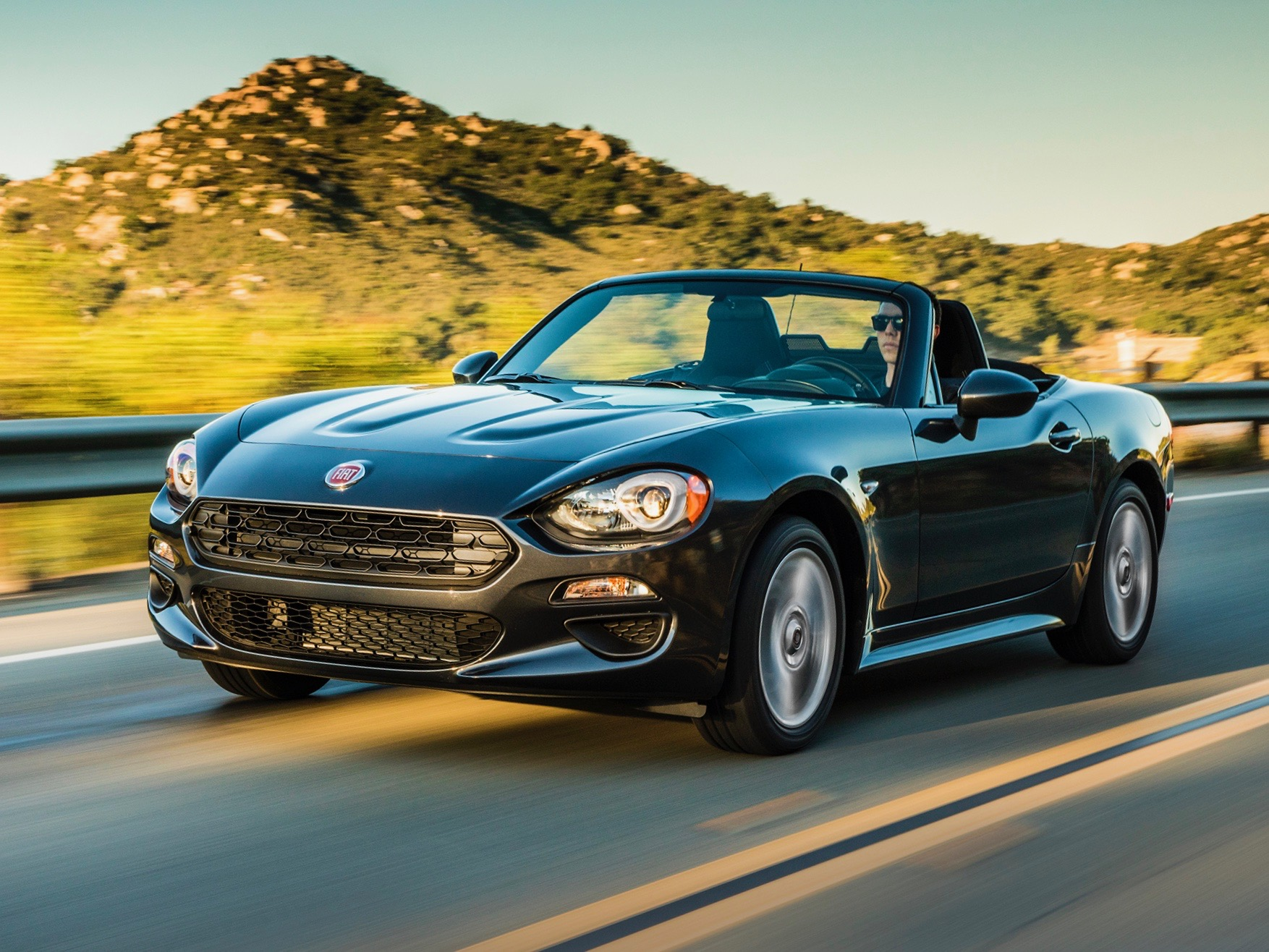 FIAT 124 Spider Reviews
