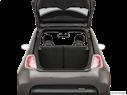 2019 FIAT 500e Trunk open