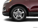 2019 Ford Edge Front Drivers side wheel at profile