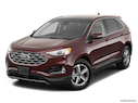 2019 Ford Edge Front angle view