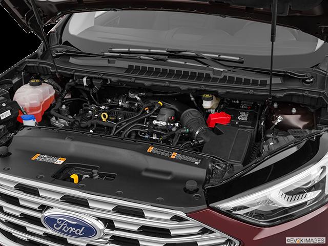 2019 Ford Edge Engine