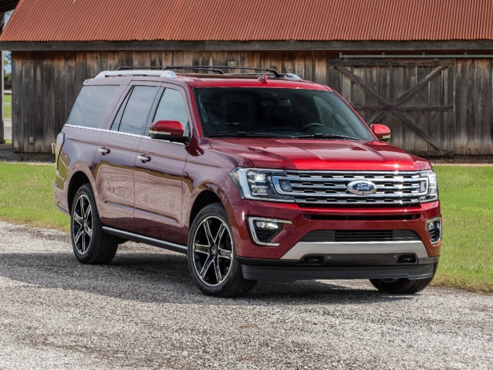 Ford Expedition MAX Reviews