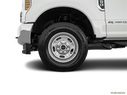 2019 Ford F-250 Super Duty Front Drivers side wheel at profile