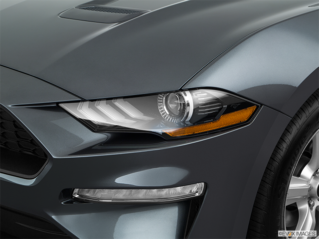 2019 Ford Mustang Drivers Side Headlight