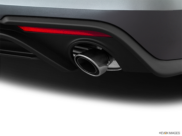 2019 Ford Mustang Chrome tip exhaust pipe