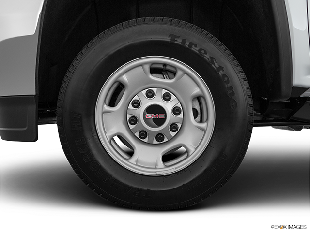 2019 GMC Sierra 2500HD Front Drivers side wheel at profile