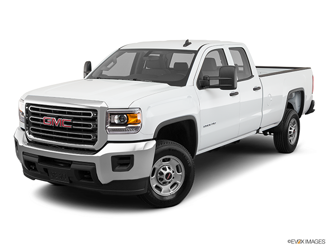 2019 GMC Sierra 2500HD Front angle view