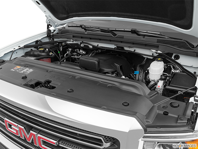 2019 GMC Sierra 2500HD Engine