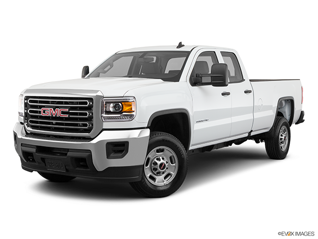 2019 GMC Sierra 2500HD Front angle medium view
