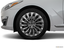2019 Genesis G90 Front Drivers side wheel at profile