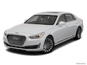 2019 Genesis G90 Front angle view
