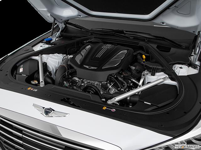 2019 Genesis G90 Engine