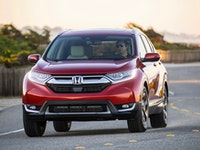 Honda CR-V Reviews