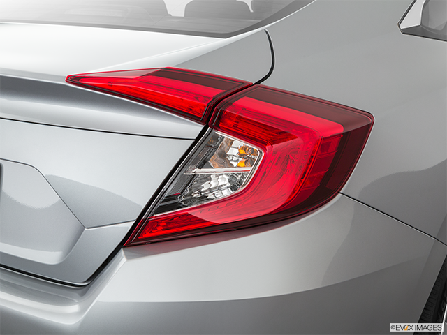2019 Honda Civic Passenger Side Taillight