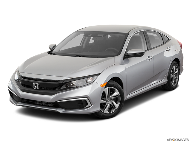 2019 Honda Civic Front angle view