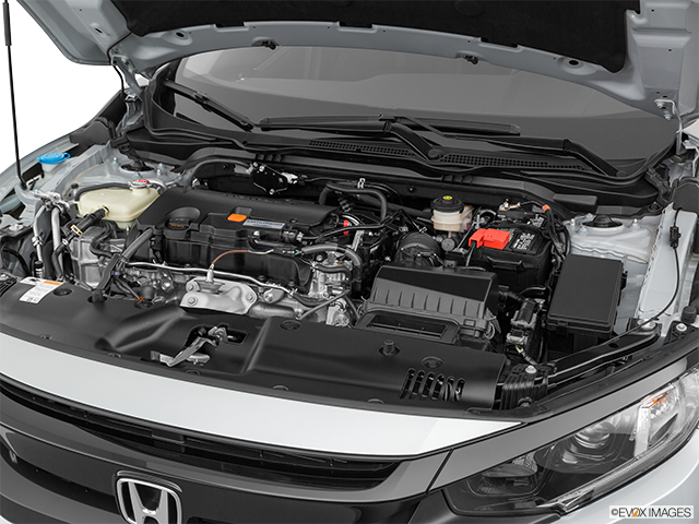 2019 Honda Civic Engine
