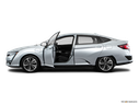 2019 Honda Clarity Plug-In Hybrid Driver's side profile with drivers side door open