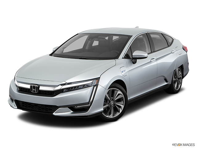 2019 Honda Clarity Plug-In Hybrid Front angle view
