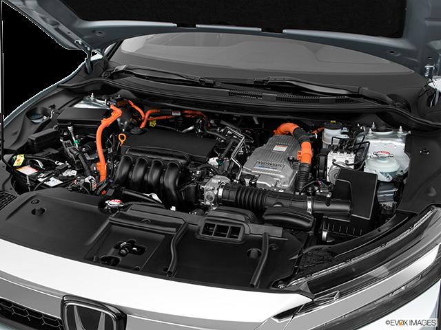 2019 Honda Clarity Plug-In Hybrid Engine